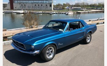 1968 Ford Mustang Coupe for sale 101125113
