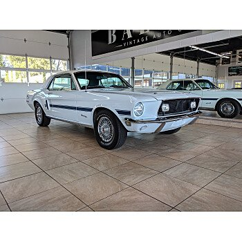 1968 Ford Mustang Coupe for sale 101189192