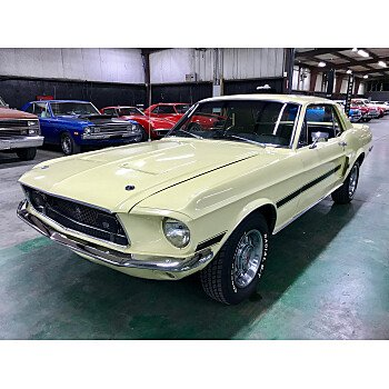 1968 Ford Mustang for sale 101211490