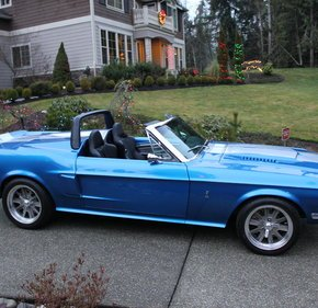 1968 Ford Mustang Convertible for sale 101350735