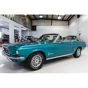 1968 Ford Mustang for sale 101493697