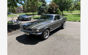 1968 Ford Mustang Fastback for sale 101538020