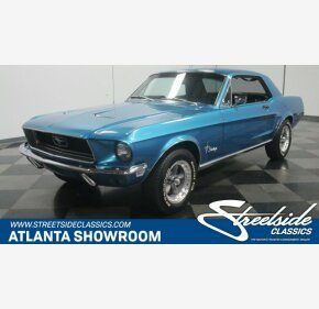 1968 Ford Mustang for sale 101035691