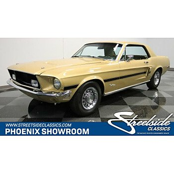1968 Ford Mustang for sale 101047103