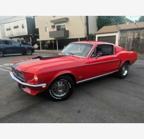 1968 Ford Mustang for sale 101058426