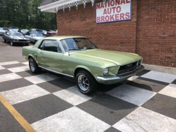 Ford Mustang Muscle Cars And Pony Cars For Sale Classics On Autotrader