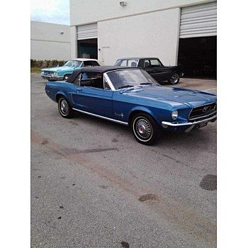 1968 Ford Mustang Convertible for sale 101188576
