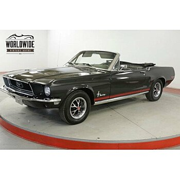 1968 Ford Mustang for sale 101203357