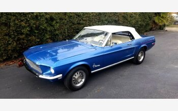 1968 Ford Mustang for sale 101274066