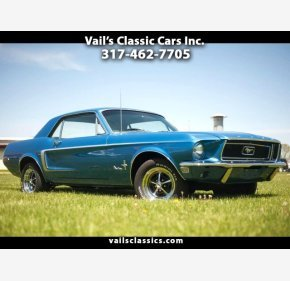 1968 Ford Mustang for sale 101323087