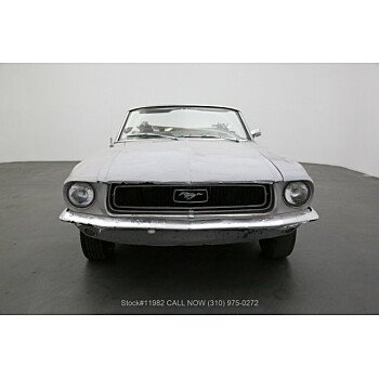 1968 Ford Mustang for sale 101334199