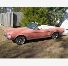 1968 Ford Mustang for sale 101339665