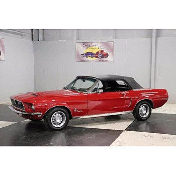 1968 Ford Mustang for sale 101343516