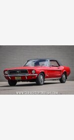 1968 Ford Mustang for sale 101343807