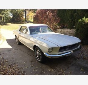 1968 Ford Mustang for sale 101345877