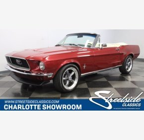 1968 Ford Mustang Convertible for sale 101361760
