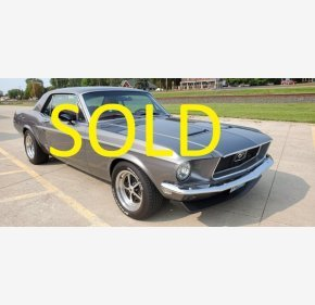1968 Ford Mustang for sale 101381685