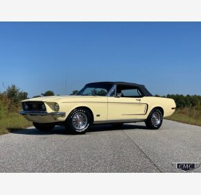 1968 Ford Mustang GT for sale 101391266