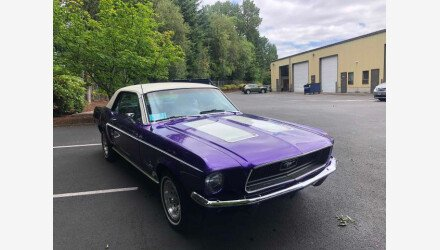 1968 Ford Mustang for sale 101396799