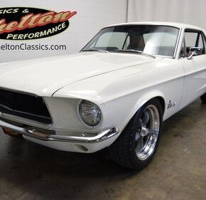 1968 Ford Mustang for sale 101411468