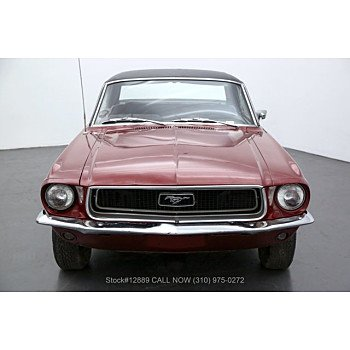 1968 Ford Mustang Coupe for sale 101418474