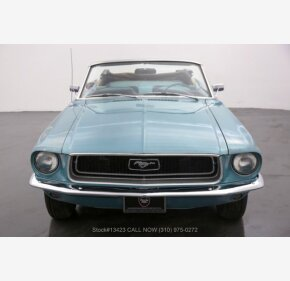 1968 Ford Mustang Convertible for sale 101475334