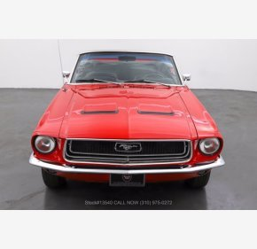 1968 Ford Mustang for sale 101492454