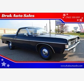 1968 Ford Ranchero for sale 101390627