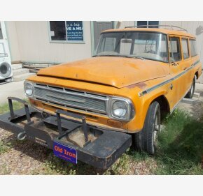 1968 International Harvester Travelall for sale 101314681