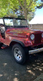 1968 Jeep CJ-5 for sale 101356341