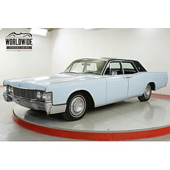 1968 Lincoln Continental for sale 101140362