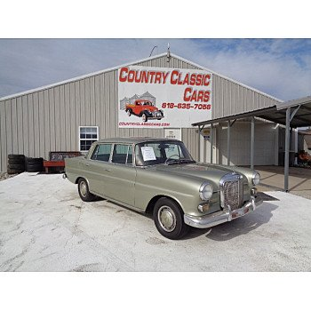 1968 Mercedes-Benz 230 for sale 101288099