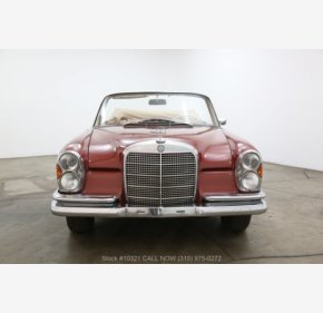 1968 Mercedes-Benz 280SE for sale 101088170