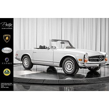 1968 Mercedes-Benz 280SL for sale 101077426