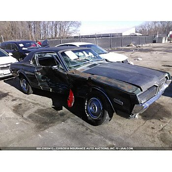 1968 Mercury Cougar for sale 101102500