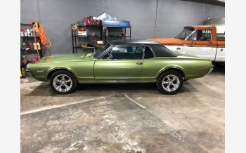1968 Mercury Cougar XR7 for sale 101063668