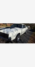 1968 Mercury Cougar for sale 101288743