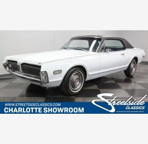 1968 Mercury Cougar for sale 101325552