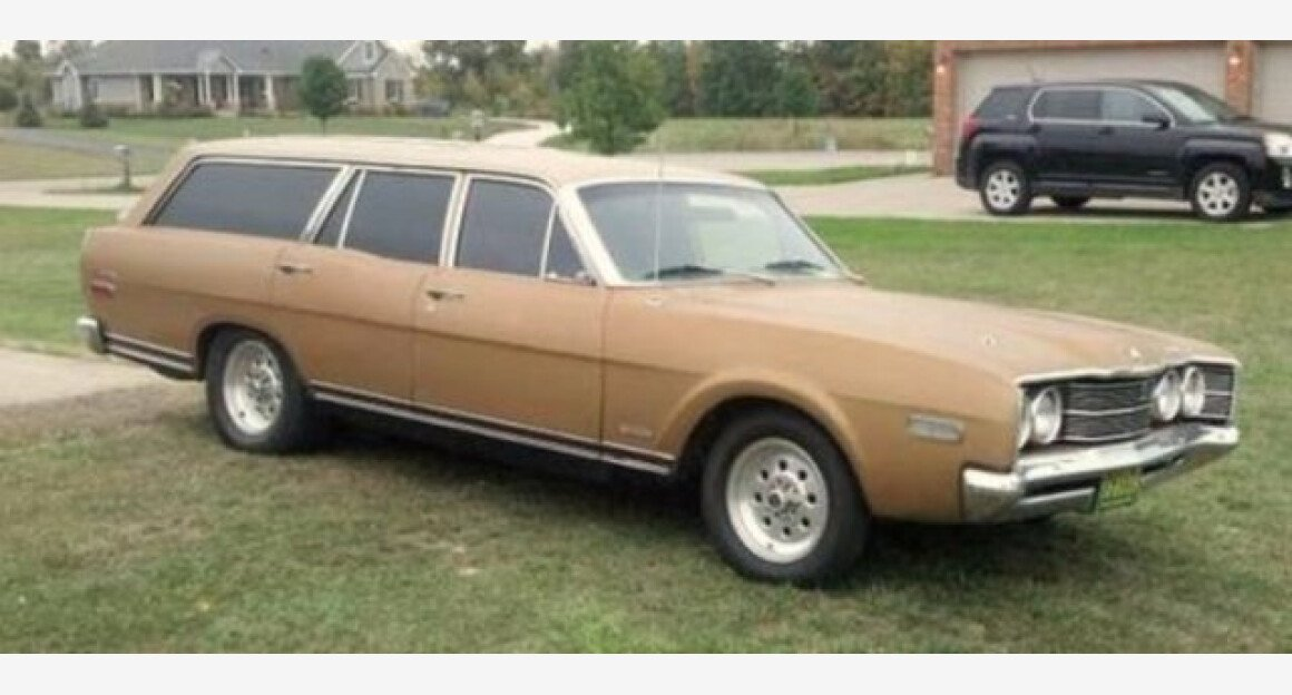 1968 Mercury Montego for sale 100913992