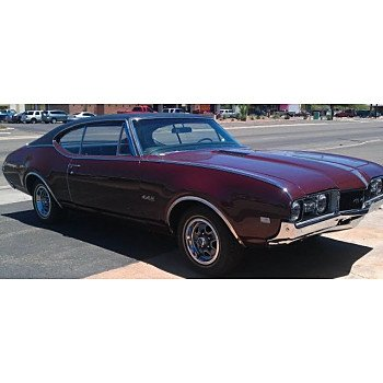1968 Oldsmobile 442 for sale 100892920