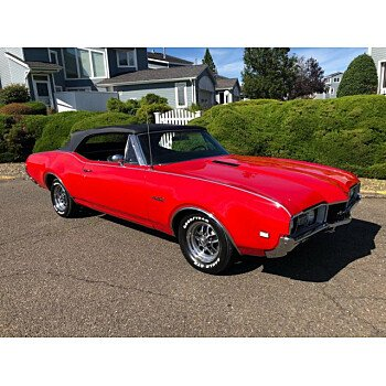 1968 Oldsmobile 442 for sale 101001030