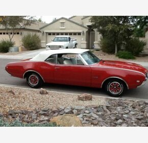 1968 Oldsmobile 442 for sale 101066708