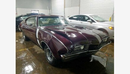 1968 Oldsmobile 442 for sale 101302082