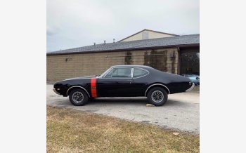 1968 Oldsmobile 442 for sale 101375903