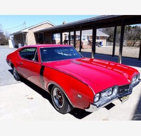 1968 Oldsmobile 442 for sale 101400074