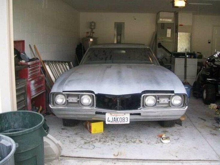 1968 Oldsmobile 442 for sale 101535681