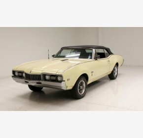 1968 Oldsmobile Cutlass for sale 101248992