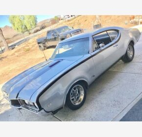 1968 Oldsmobile Cutlass for sale 101360137