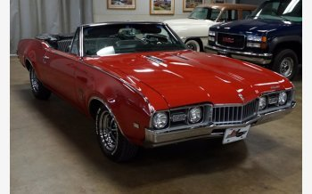 1968 Oldsmobile Cutlass for sale 101381385