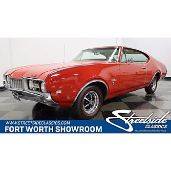 1968 Oldsmobile Cutlass for sale 101381567